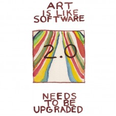 Art Is Like Software Needs To Be Upgraded T Shirt