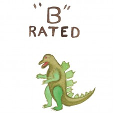 B Rated T Shirt