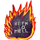 Been To Hell T Shirt